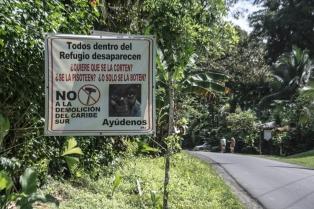 sinal no a demolicion del caribe