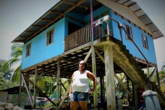 Luba's house vignette